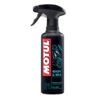 MOTUL E1 WASH & WAX CTN12