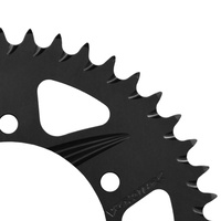 VORTEX ALLOY REAR SPROCKET 520-45T - (K/S/Y - HARDCOAT