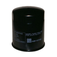 HIFLOFILTRO - Oil Filter HF171C Chrome