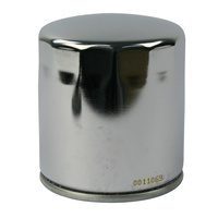 HIFLOFILTRO - Oil Filter HF174C Chrome