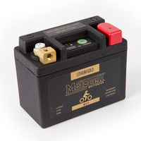 MOTOCELL LITHIUM GOLD - MLG7L 24WH