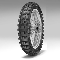 (NEW)  SCORPION MX32 MID HARD 100/90-19 57M TL NHS