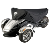Nelson-Rigg 1/2 Cover CAS-365 Can-Am Spyder F3, F3S, RS, ST