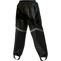 Nelson-Rigg Rain Pants SR-6000 Black XL