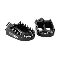 FOOTPEGS STATES MX KAWASAKI BLACK