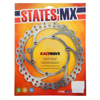 DISC ROTOR STATES MX RACE WAVE KTM FRONT 260MM
