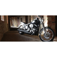MOHICAN SOFTAIL 2:1 HOM FULL SYSTEM BLACK