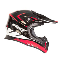 "RXT ""707 EDGE"" MX - Black/Red"