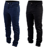 Mens Regular Fit Protective Jeans