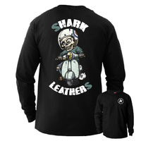 Shark Skeletor Protective Long Sleeve Tee