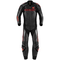 SUIT SPIDI 'S/S WIND PRO' BK/RED SUPERSPORT WIND PRO
