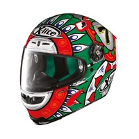 X-Lite X-803 Replica Chaz Davies White/Red/Green