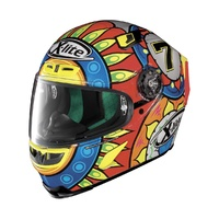 X-Lite X-803 Replica Chaz Davies Yellow/Blue/Red