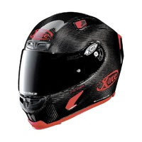 X-Lite X-803 Ultra Carbon Puro Sport Carbon/Red
