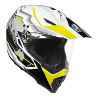 AGV AX-8 - Dual Evo - Earth - Red