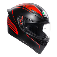 AGV K1 - Warm - Red