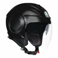 AGV Fluid - Orbyt - Matt Black