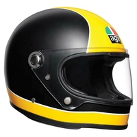 AGV X3000 - Sup - Black/Yellow