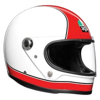 AGV X3000 - Sup - Red/White