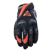 Five Gloves - Airflow - Black/Orange