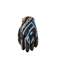 "Five Glove - ""MXF Pro Rider"" - Blue/Orange"