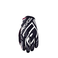 "Five Glove - ""MXF Pro Rider"" - Black/White"