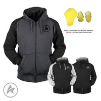 Protective Shell Hoodie - CE Armour
