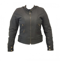 Ladies Lace Up Jacket