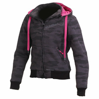 Macna Freeride Ladies - Dark Camo/Pink