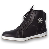 "Mens Motodry Boot ""Urban Leather"" - Black"