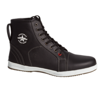"Mens Motodry Boot ""Urban Leather Air"" - Black"