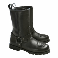 Merlin Boots Charger - Black