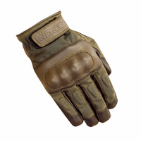 Merlin Gloves Ranton Leather - Brown