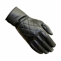 Merlin Gloves Salt Leather Ladies - Brown