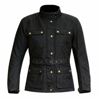 Merlin Jacket Ashley Wax Ladies - Black