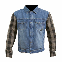 Merlin Jacket Haywood - Blue/Grey