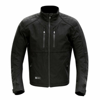 Merlin Jacket Orbital Black