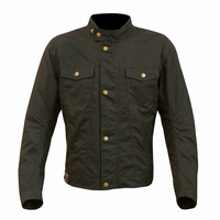 Merlin Jacket Anson - Black