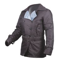 "Ladies Motodry Jacket ""Trench"" - Black"