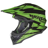 Nolan N-53 XSM Comp Black/Green