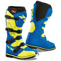 TCX X-Blast - Blue/Yellow